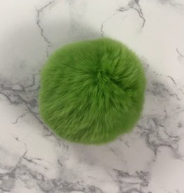 "Woolly&Co. 2"" Fur Pom Pom (Multiple Color Options)"