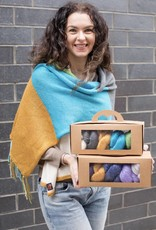 Woolly&Co. Woolly&Co. Uptown Scarf Kit
