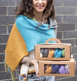 Woolly&Co. Woolly&Co. Uptown Scarf Kit
