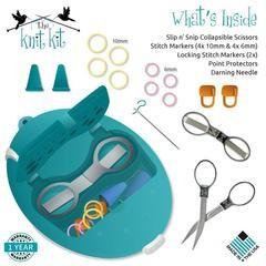 The Knit Kit Black