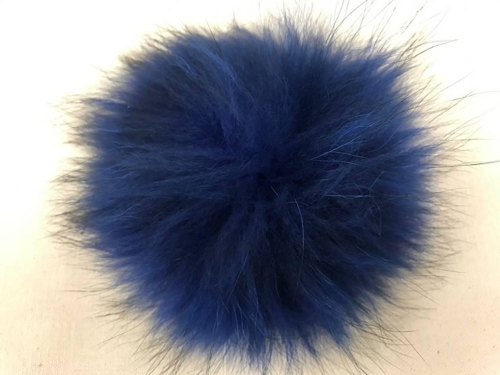 Big Bad Wool Big Bad Wool XL Blue Pom Pom