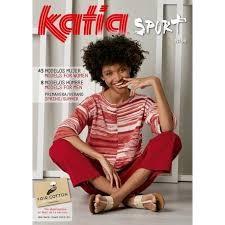 Katia Katia Sport Pattern Book #96