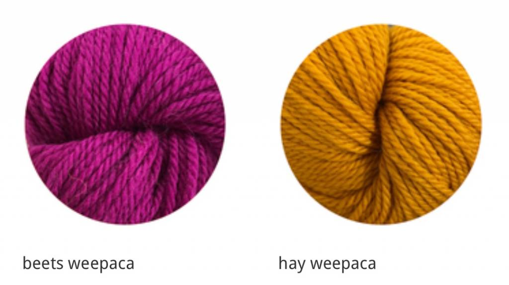 Big Bad Wool Big Bad Wool Weepaca