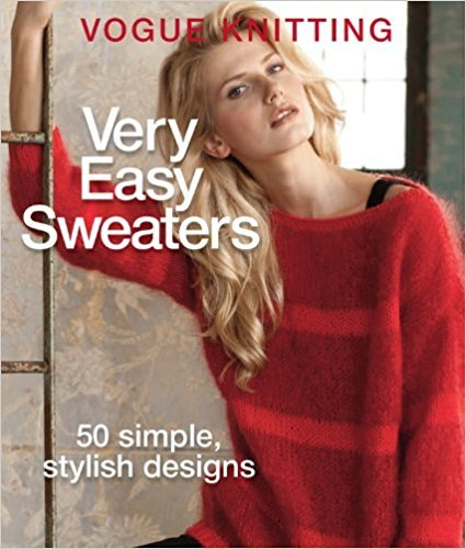 Vogue Very Easy Sweaters Book