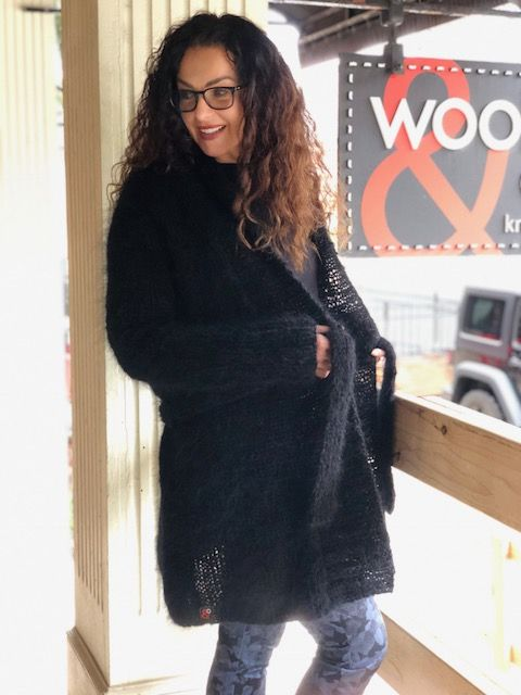 Woolly&Co. Woolly&Co. Morning Coffee Cardigan