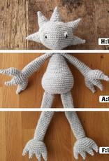 Edward's Crochet Imaginarium Pattern Book