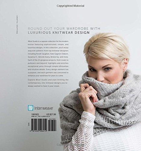 Wool Studio Pattern Book