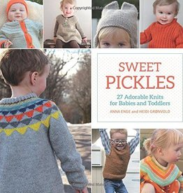 Sweet Pickles Pattern Book