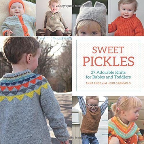 Sweet Pickles Pattern Book