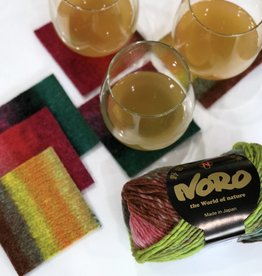 Woolly&Co. Cheers! Felted Coasters Kit