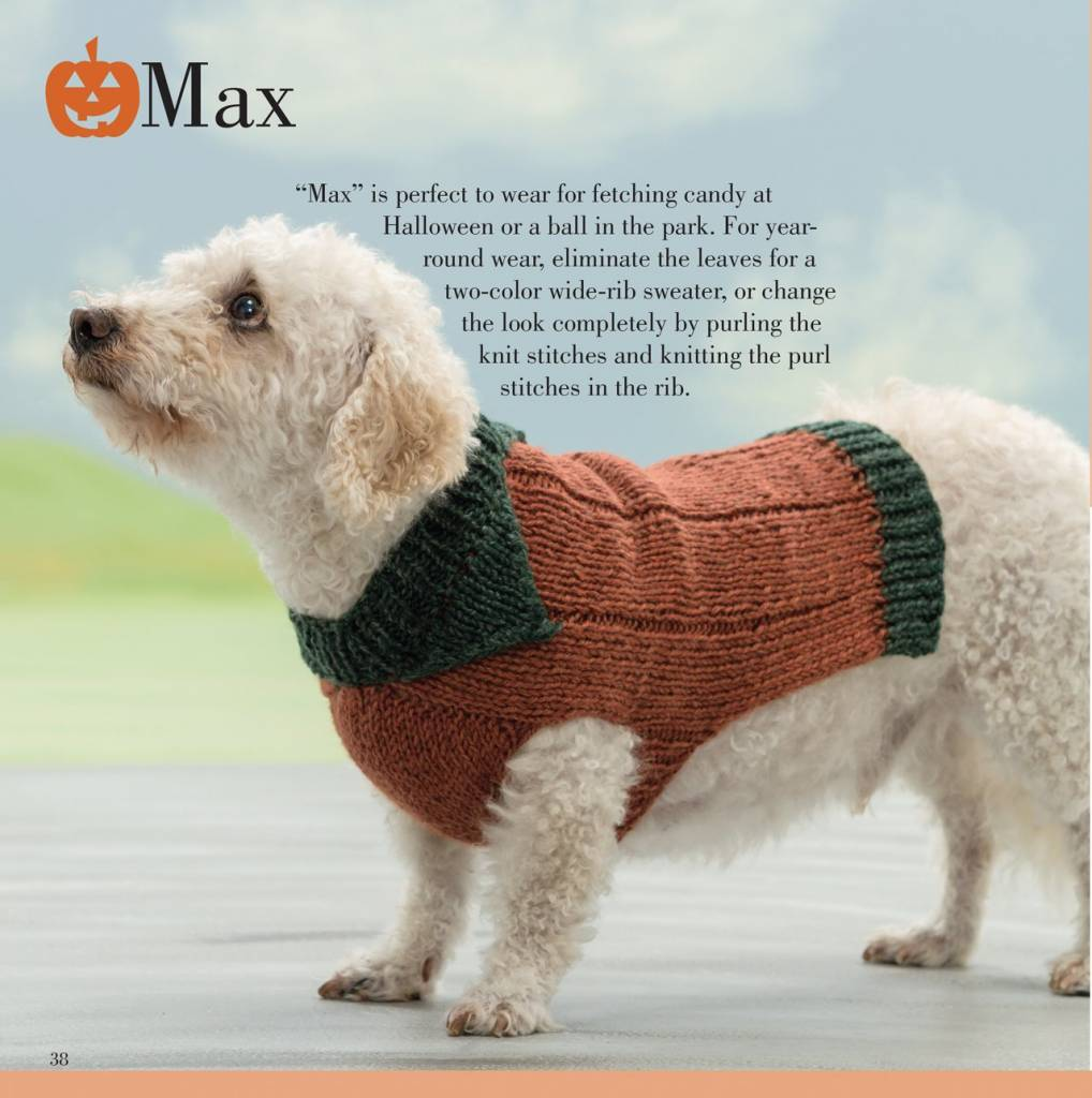Seamless Knits For Posh Pups Book