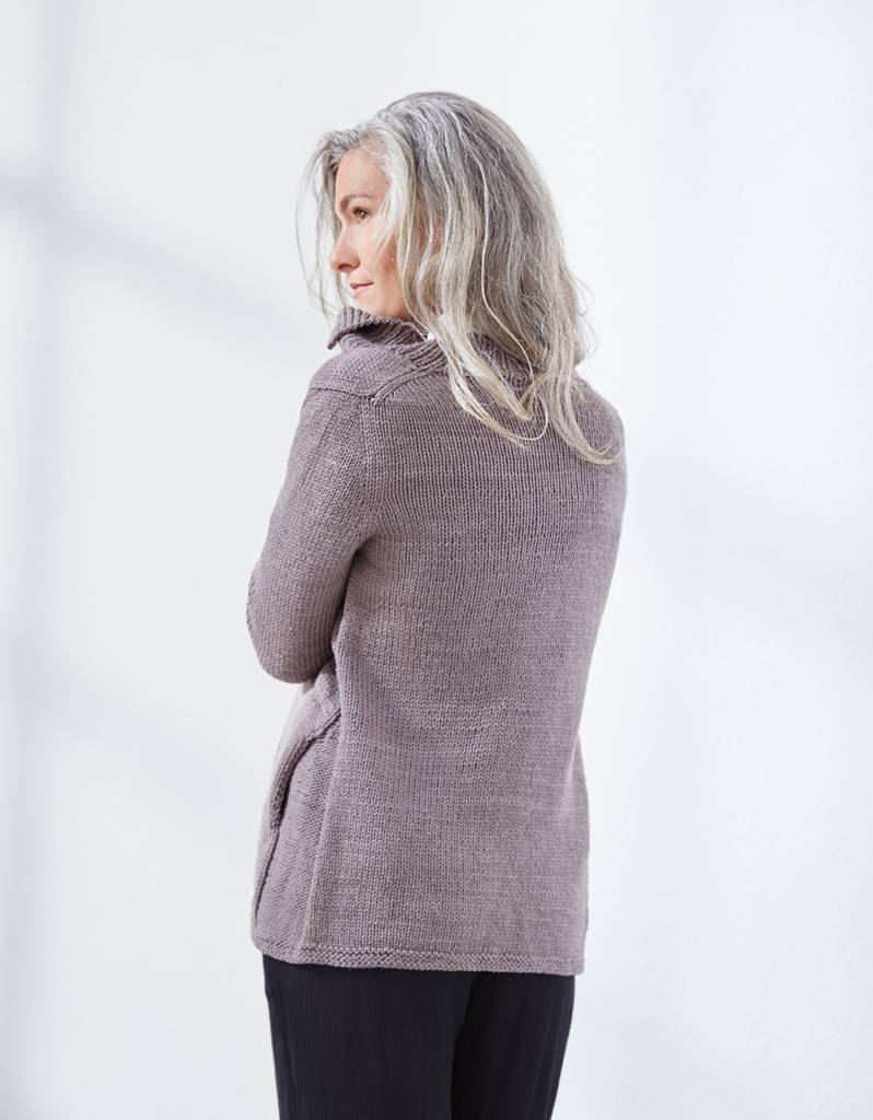 Cocoknits Verena Cardigan Pattern by Cocoknits