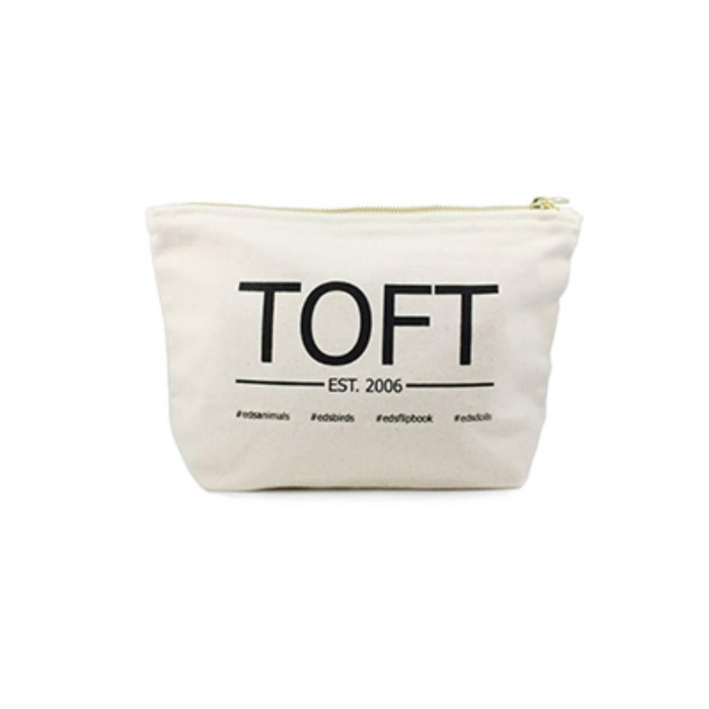 Toft Toft Zip Project Bag CROCHET