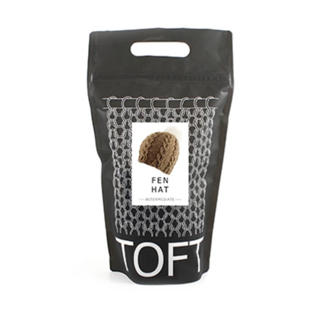 Toft Toft Fen Hat Kit