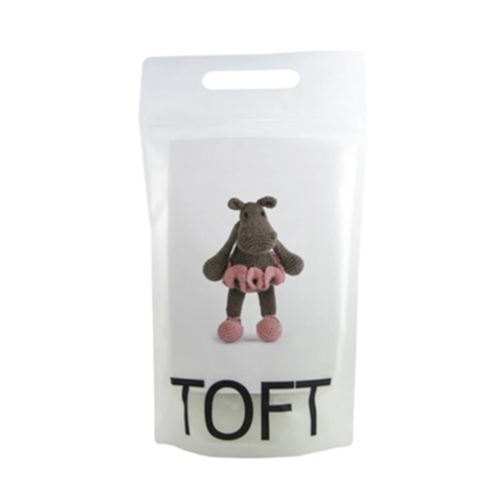 Toft Toft Hippo In Tutu Crochet Kit
