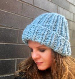 Woolly&Co. Ski hat light blue