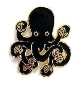 shelli Can Get Kraken Pin