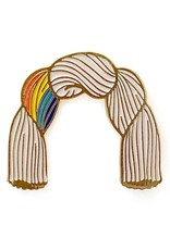 shelli Can Skeinbow Pin