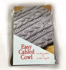 Easy Cabled Cowl Kit