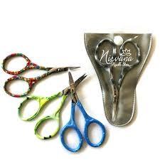 Nirvana Colorful Handle Scissors