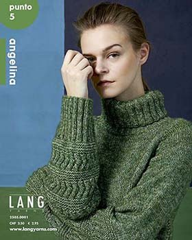 Lang Lang Punto 5 Pattern Booklet Angelina