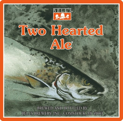 Bell's Brewery Bell's Two Hearted Ale Beer, 6pk Btls