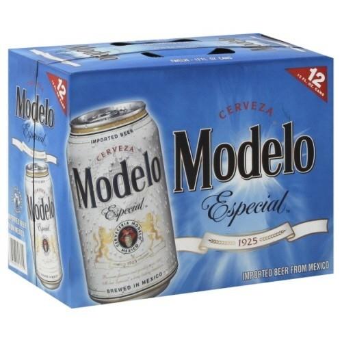 Cerveceria Modelo Modelo Especial, 12pk Cans