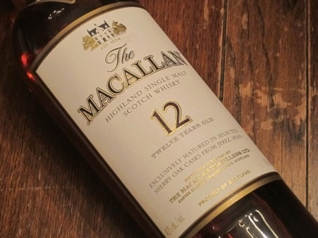 The Macallan 12 Year Scotch Whisky