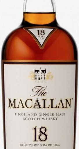 The Macallan 18 Year Scotch Whisky