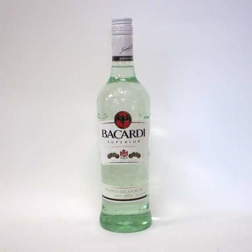 Bacardi Co. Bacardi Superior White Rum, 750mL