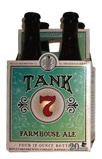 Boulevard Brewing Co. Boulevard Brewing Co. Tank 7 Farmhouse Ale, 4pk