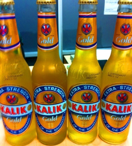 Commonwealth Brewery Kalik Gold Beer Of The Bahamas, 6pk