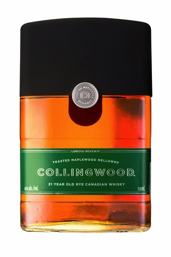 Collingwood Whisky Collingwood 21 Limited Release Rye Canadian Whisky