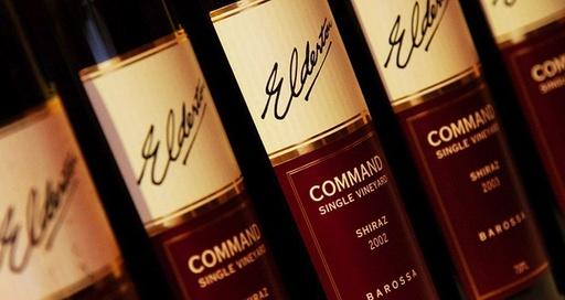 Elderton Wines Elderton 2008 Command Single Vineyard Barossa Shiraz
