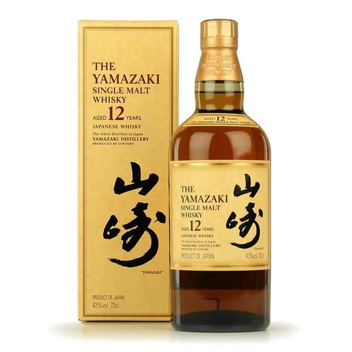 Suntory 'The Yamazaki' Single Malt Japanese Whisky 12 Year