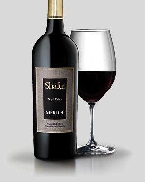 Shafer 2014 Merlot, Napa Valley, CA