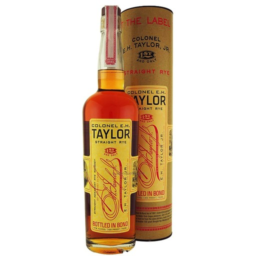 Buffalo Trace Distillery Colonel E.H. Taylor Rye Whiskey