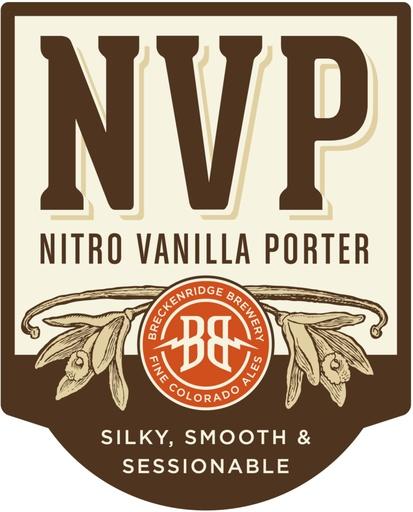 Breckenridge Brewery Breckenridge NVP Nitro Vanilla Porter, Single Can