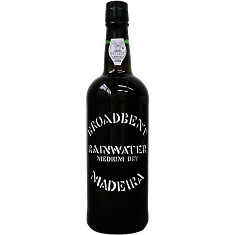 Broadbent Broadbent Rainwater Medium Dry Madeira, Portugal
