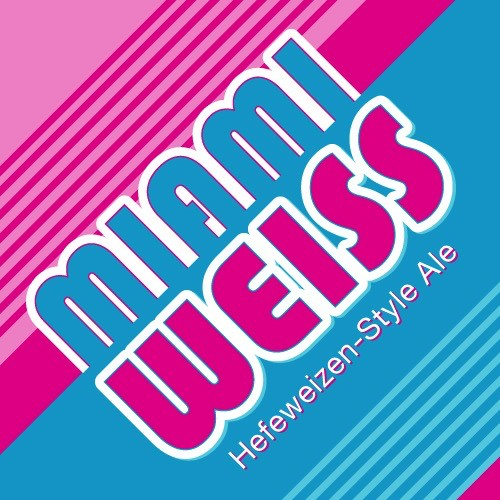 Miami Beer Company Miami Beer Co. Miami Weiss Hefeweizen-Style Ale, 6pk Cans