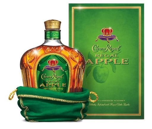 Crown Royal Crown Royal Apple