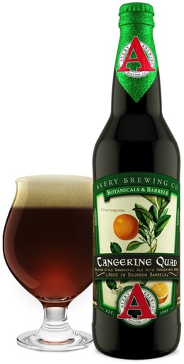 Avery Brewing Co. Avery Brewing Co. Tangerine Quad, Pint