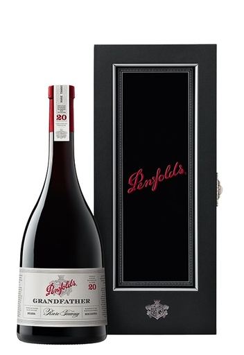 Penfolds Penfolds Grandfather Port, 20 Year Rare Tawny