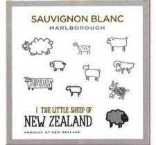 The Little Sheep 2016 New Zeland Sauvignon Blanc