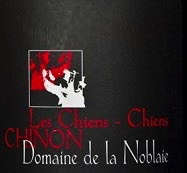 Domaine Noblaie Domaine Noblaie 2014 Chinon Chiens Chiens
