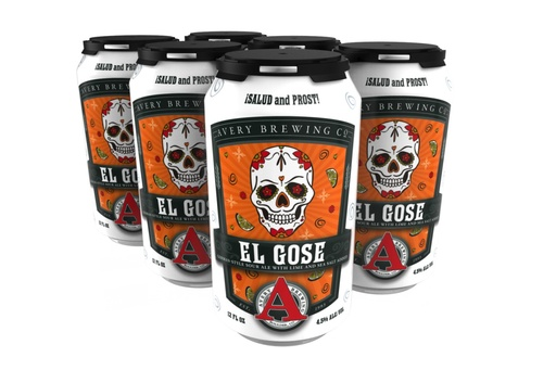 Avery Brewing Co. Avery Brewing Co. El Gose, 6pk