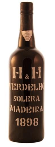 Henriques & Henriques Henriques & Henriques 1898 Verdelho Solera Madeira