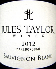 Jules Taylor Jules Taylor 2016 Sauvignon Blanc, Marlborough New Zealand