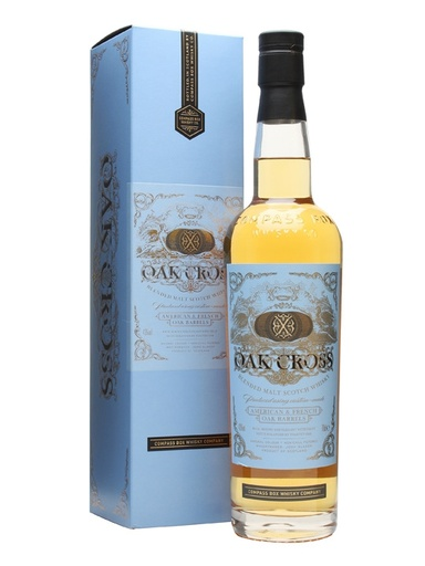 Compass Box Compass Box Oak Cross Blended Malt Scotch Whiskey