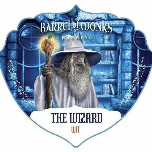 Barrel of Monks The Wizard Wit, 6pk Btls
